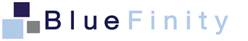 bluefinity logo