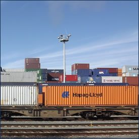 Rail Freight Terminal Software