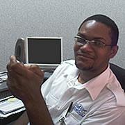 Kelvin HendersonIT Systems Administrator, DASPA